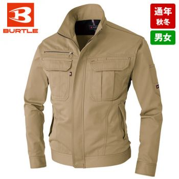 6091 バートル ソフトツイルジャケット