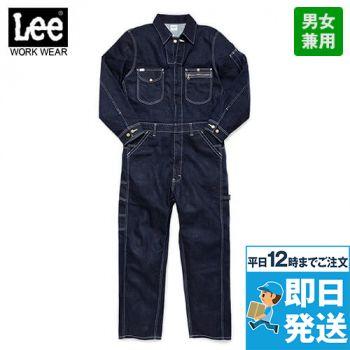 Lee LWU39001 [通年]ユニオンオール(長袖ツナギ)(男女兼用)