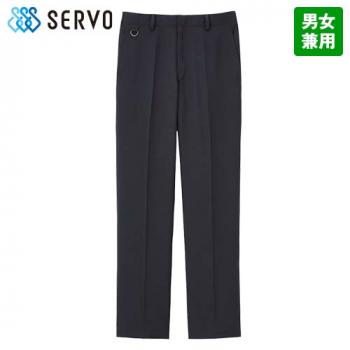 SPAU1801 Servo ロールイン裾上げパンツ