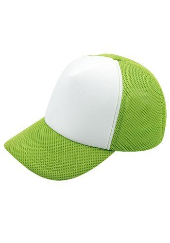 ライトグリーン×ホワイト