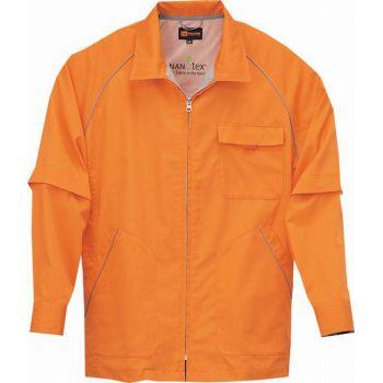 ジャケット(袖脱着式)