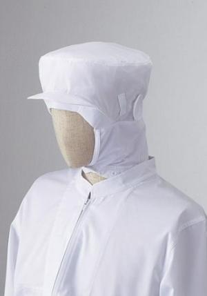 食品工場 工場帽 ブロード TC メガネ