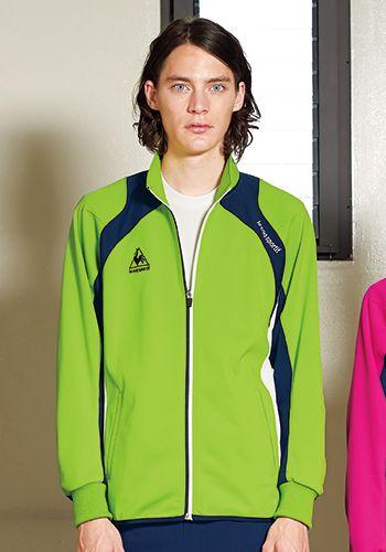 フレッシュグリーンの着用例