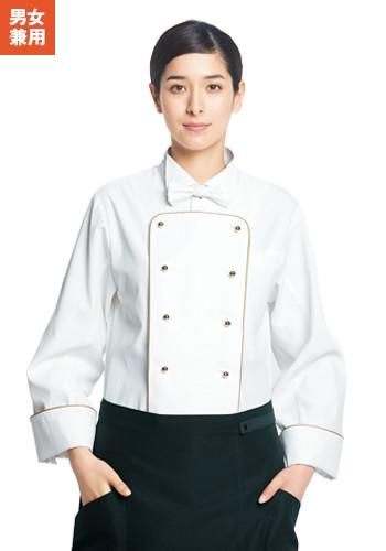 [柿沢安耶]飲食 シェフコート+RDパネ
