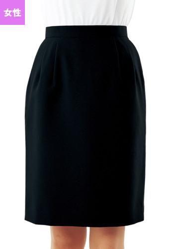 [カゼン]飲食 スカート ツイル フェー