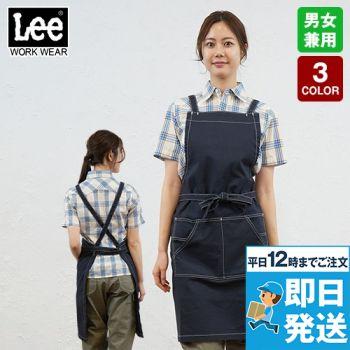 LCK79009 Lee 胸当てエプロン