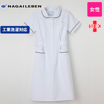 HO1687 ナガイレーベン(nagaileben) ホスパースタット ワンピース(女性用)