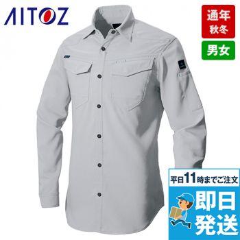 AZ2935 アイトス シャツ/長袖(男女兼用)