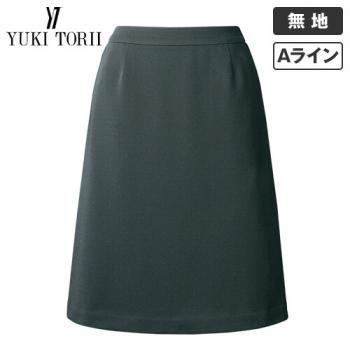 [在庫限り/返品交換不可]YT3307 ユキトリイ [通年]Aラインスカート スイングドット