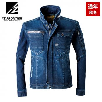 7260 アイズフロンティア ストレッチ3Dワークジャケット