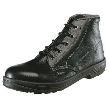 [シモン] 安全靴 3層構造底 SS22