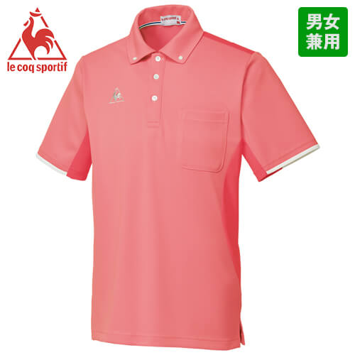 UZL3052 ルコック ボタンダウンシャツ(男女兼用)