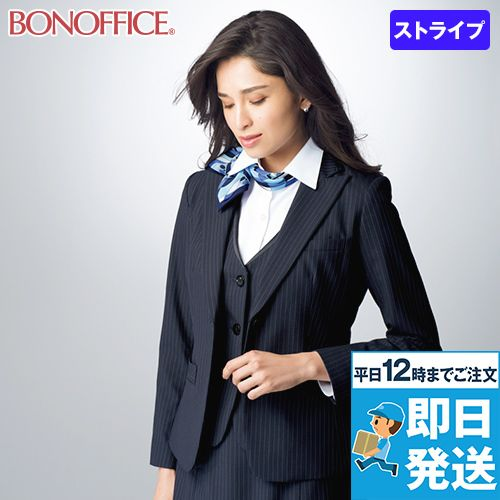 BONMAX AJ0253 [通年]ジャケット[コーデュラファブリック/ピンストライプ]