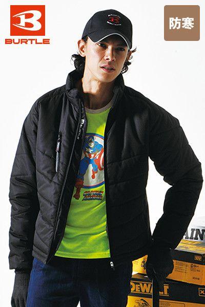 バートル 7310 [秋冬用]背面マイクロフリース防寒ジャケット(男女兼用)