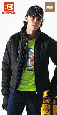 バートル 7310 背面マイクロフリース防寒ジャケット