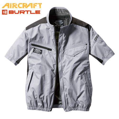 空調服 バートル AC1076 [春夏用]エアークラフト 半袖ブルゾン(男女兼用)