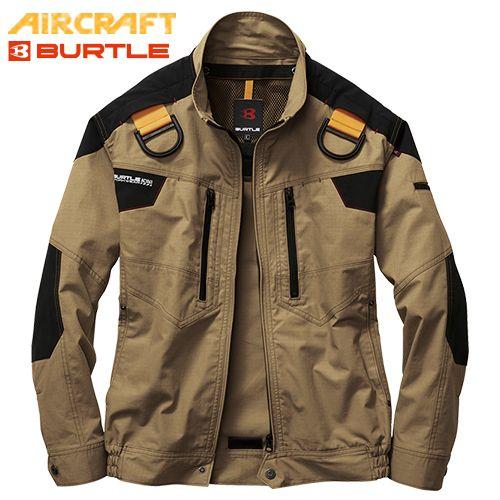 空調服 バートル AC1141 [春夏用]エアークラフト 綿100% ハーネス対応  長袖ブルゾン(男女兼用)