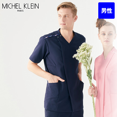 MK-0003 ミッシェルクラン(MICHEL KLEIN) ファスナースクラブ(男性用)