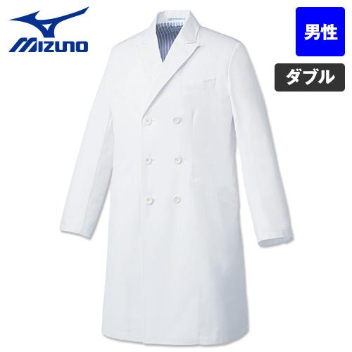 ダブルの白衣・ドクターコート