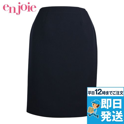 en joie(アンジョア) 52020 [通年]スカート(55cm丈) [無地/抗ウイルス加工/2WAYストレッチ]