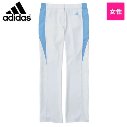 SMS402-11 13 18 アディダス パンツ(女性用) 大容量ポケット付 脱ぎ履きしやすい 脇ゴム