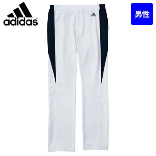 SMS504-11 17 18 アディダス パンツ(男性用) ベンチレーション 脱ぎ履きしやすい 脇ゴム