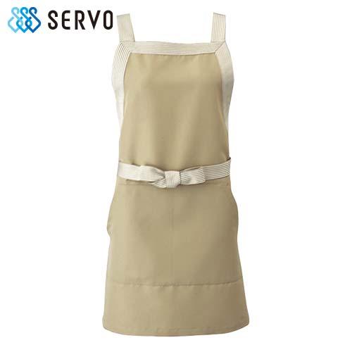 EA-1874 1875 1876 Servo(サーヴォ) 胸当てエプロン(アンクル加工)