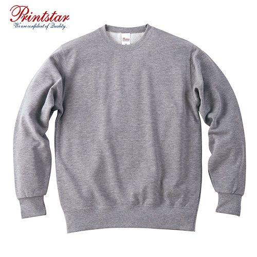 00183-NSC 裏パイル スタンダードトレーナー(9.7オンス)(男女兼用)