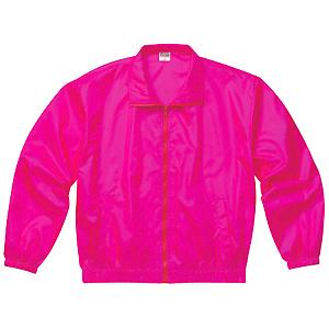 イベントブルゾン 蛍光ピンク