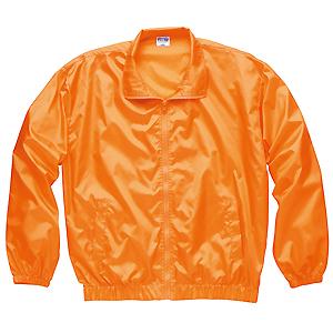 イベントブルゾン 蛍光オレンジ
