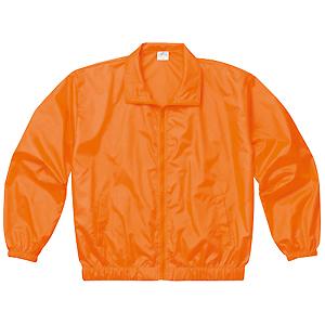 イベントブルゾン オレンジ