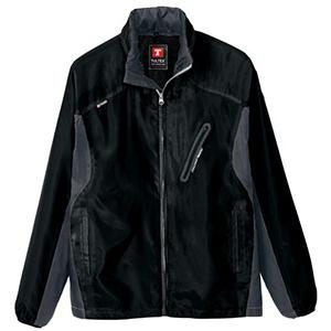フードインジャケット ブラック