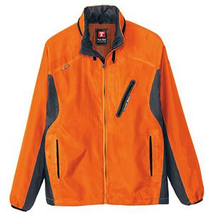 フードインジャケット オレンジ