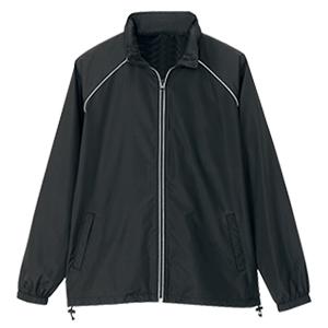 リフレクトジャケット ブラック