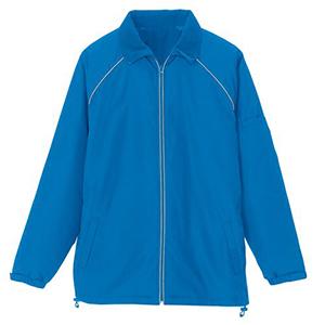 リフレクト裏フリースジャケット ブルー