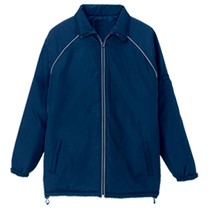 リフレクト中綿ジャケット