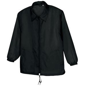 裏メッシュジャケット ブラック