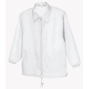裏メッシュジャケット ホワイト