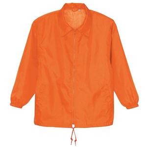 裏メッシュジャケット オレンジ