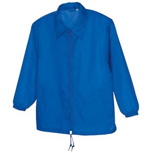 裏メッシュジャケット ブルー
