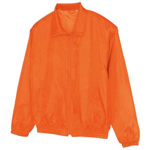 裏メッシュブルゾン オレンジ