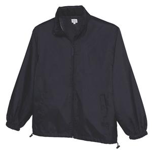 ポケッタブルジャケット ブラック