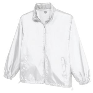 ポケッタブルジャケット ホワイト