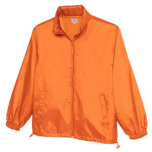 ポケッタブルジャケット オレンジ