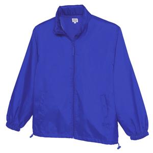 ポケッタブルジャケット ブルー