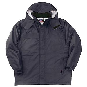 防水防寒コート ブラック