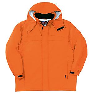 防水防寒コート オレンジ
