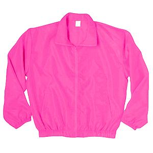 カラーブルゾン 蛍光ピンク