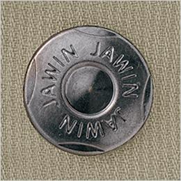 左後ろポケット オリジナルデザインボタン