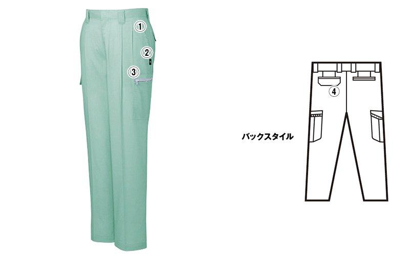 自重堂jichodo47802 商品詳細・こだわりPOINT